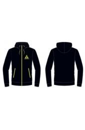 Промо-свитер мужской Fischer Fleece (черн.) Арт. GR8006-100