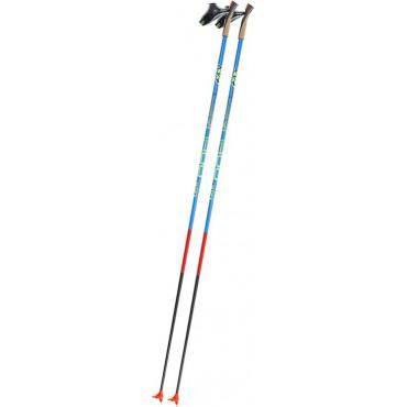 Палки лыжные KV+ Tornado Plus Carbon