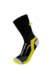 Носки Fischer SKATING black-yellow Арт. G90215-BLK