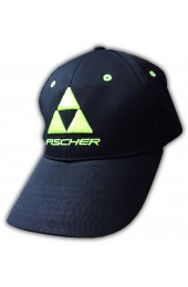 Кепка Fischer черный Арт. GR8053-100