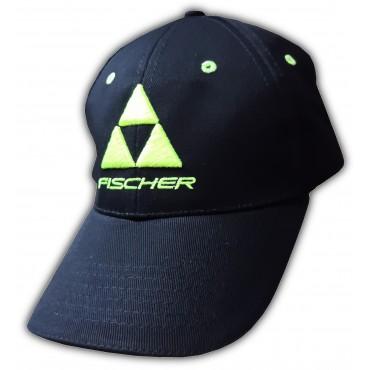 Кепка Fischer черный GR8053-100