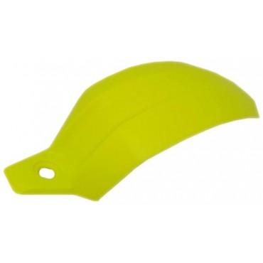 Брызговик для лыжероллеров Fischer 80 мм желтый