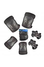 Комплект защиты для запястья, локтя, колена 6PCS