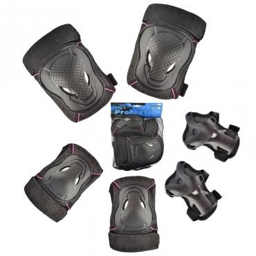 Комплект защиты для запястья, локтя, колена