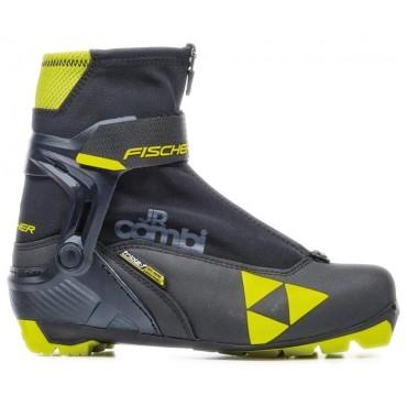 Ботинки лыжные Fischer Combi JR NNN