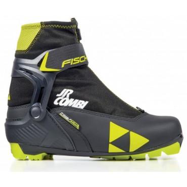 Ботинки лыжные Fischer JR COMBI