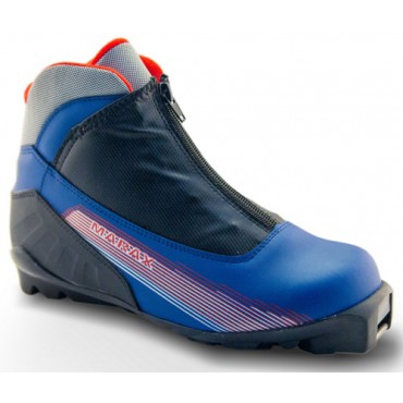 Ботинки лыжные Marax MXS-400 BLUE SNS