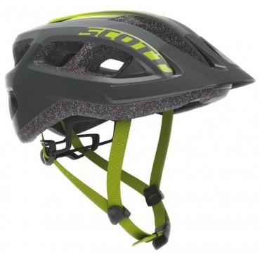 Шлем SCOTT Supra black/yellow Арт. 275211-6927222