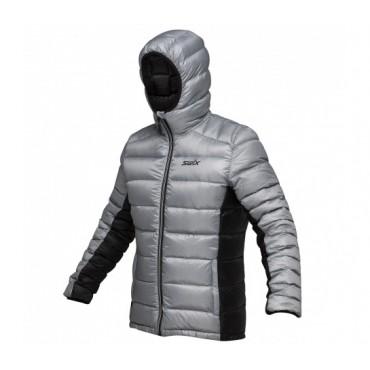 Куртка мужская пуховая SWIX Romsdal (т.сер.-меланж)
