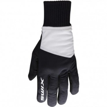 Перчатки женские SWIX Pollux черный