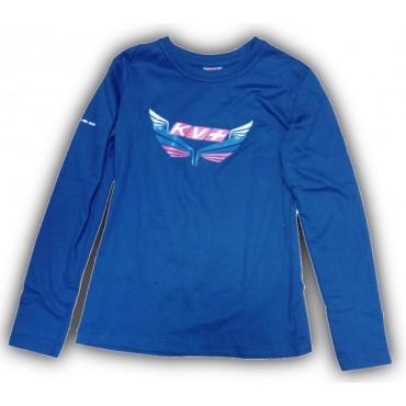 Футболка женская KV+ T Shirt с длинным рукавом