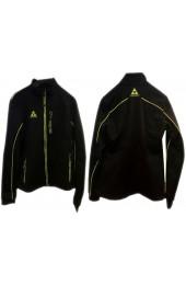 Куртка мужская Fischer Softshell Warm чёрная Арт. GR8075-100