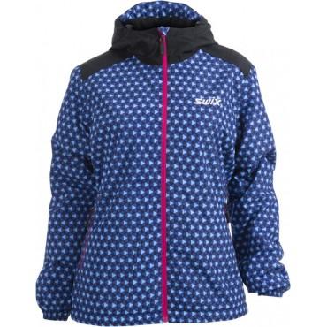 Куртка женская SWIX Novosibirsk синяя