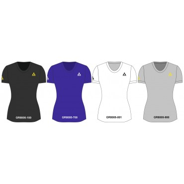 Промо-футболка женская Fischer