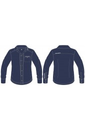 Рубашка Fischer Business navy Арт. G09018