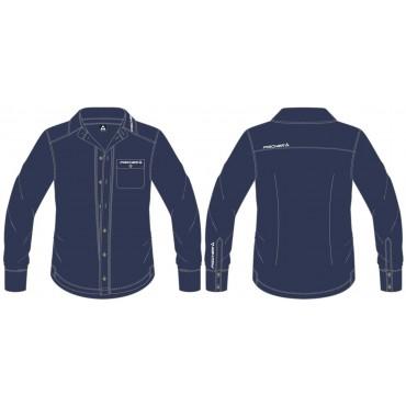 Рубашка Fischer Business navy