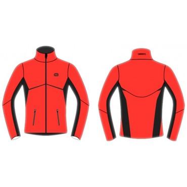 Куртка детская Arswear Softshell ACTIVE LITE красная