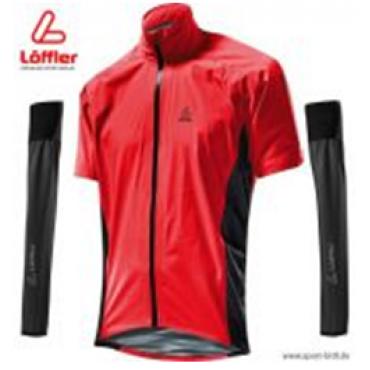 Куртка велосипедная Loffler