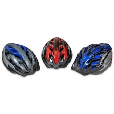 Шлем роликовый/велосипедный с регулировкой «LARSEN»