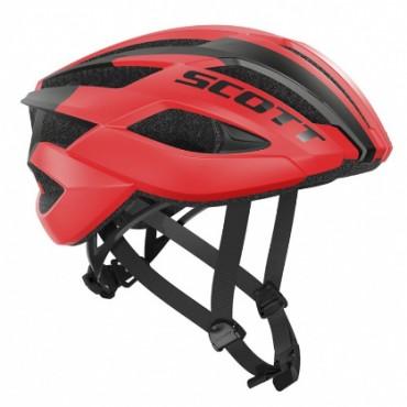 Шлем Scott Arx (red/stellar grey)